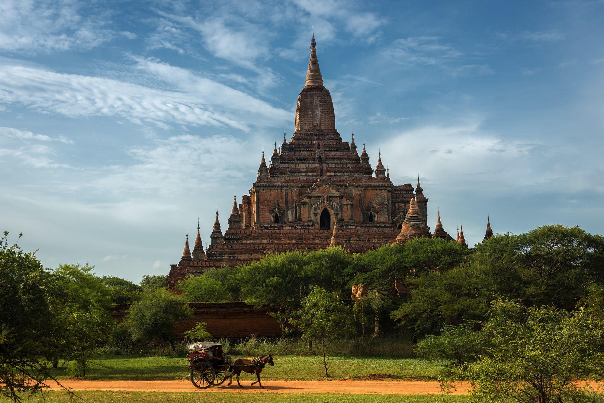 The Ride To Bagan