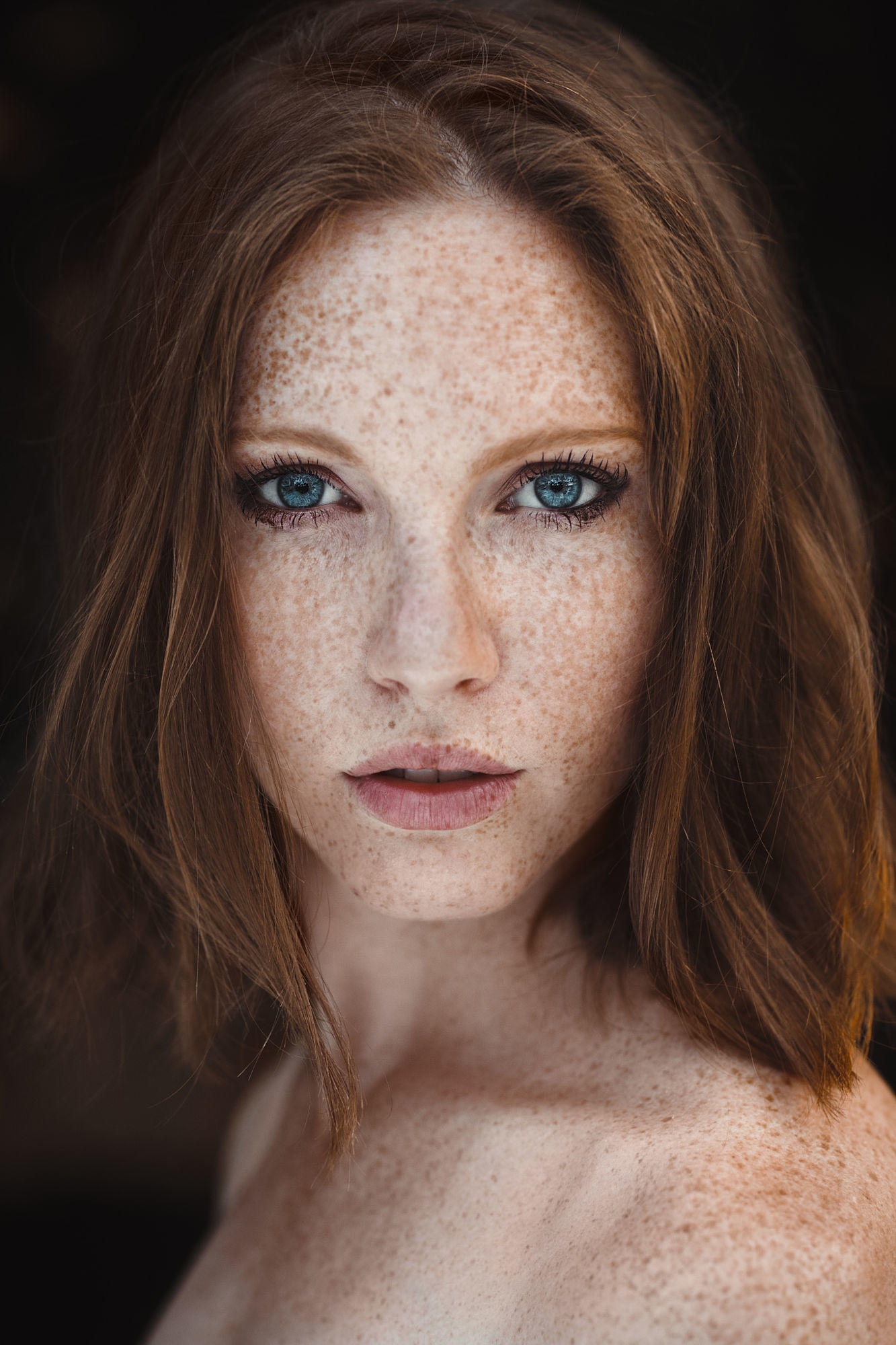 ho made freckles iconic - 484×801