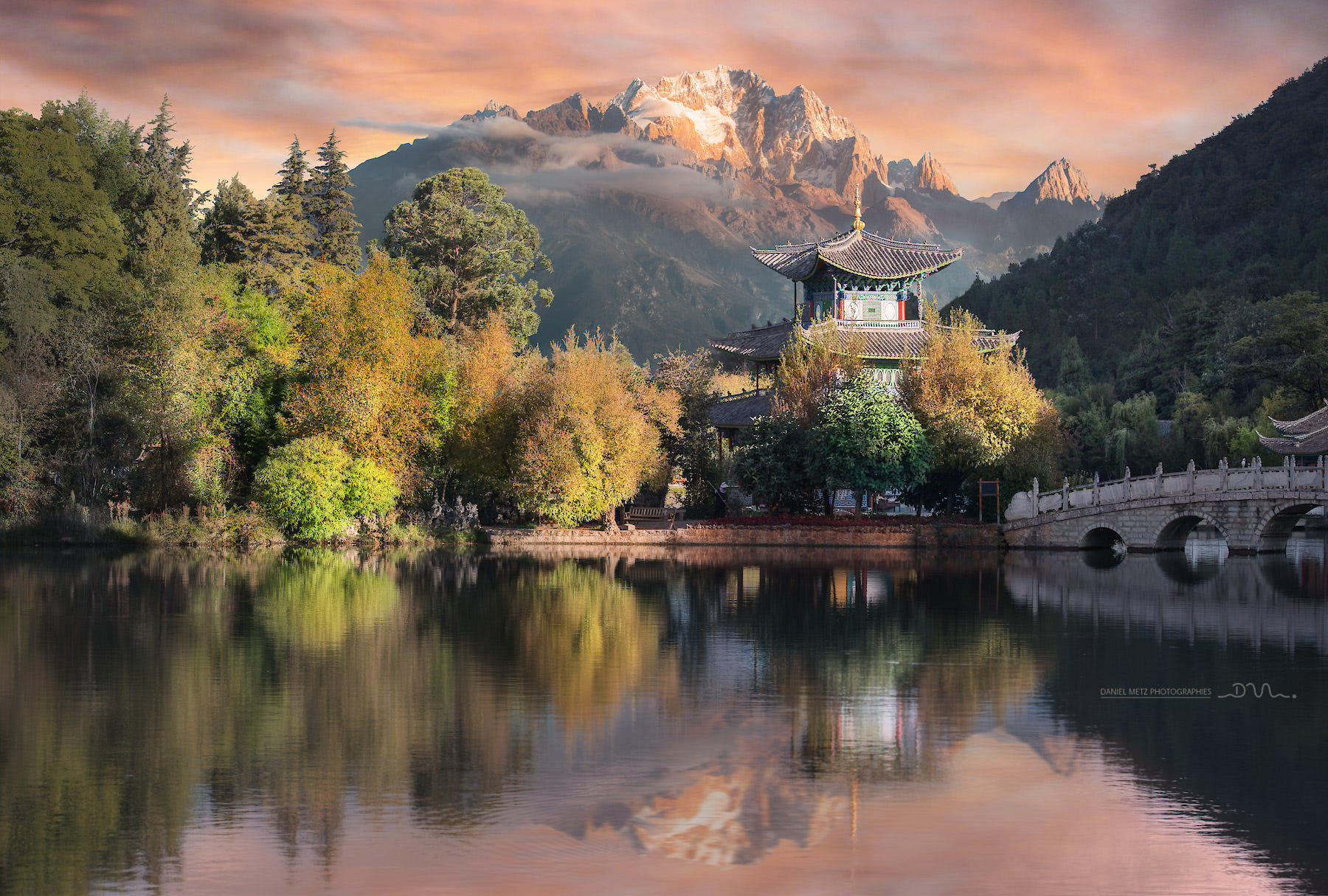 view from Lijiang