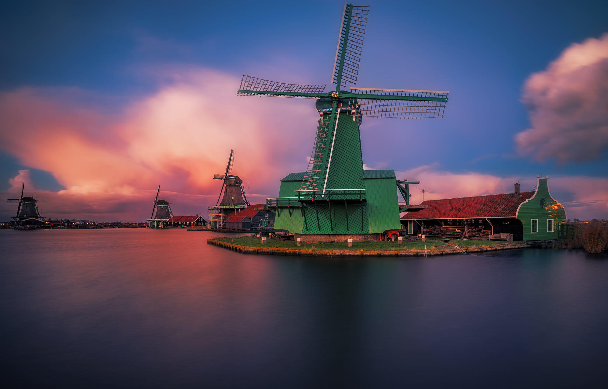 Visit us Windmills :-)