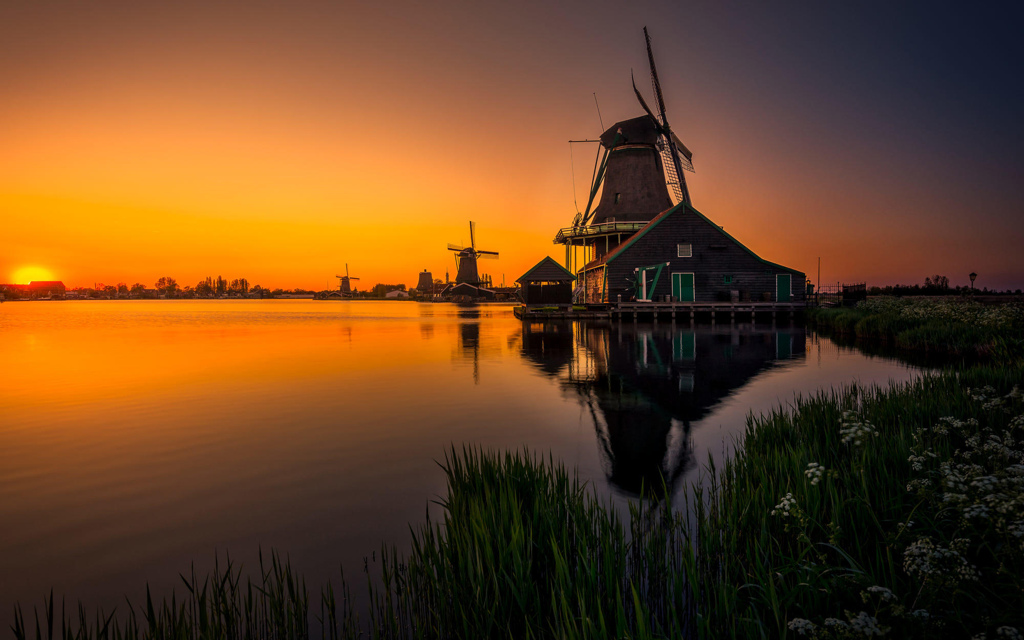 Dutch Sunset