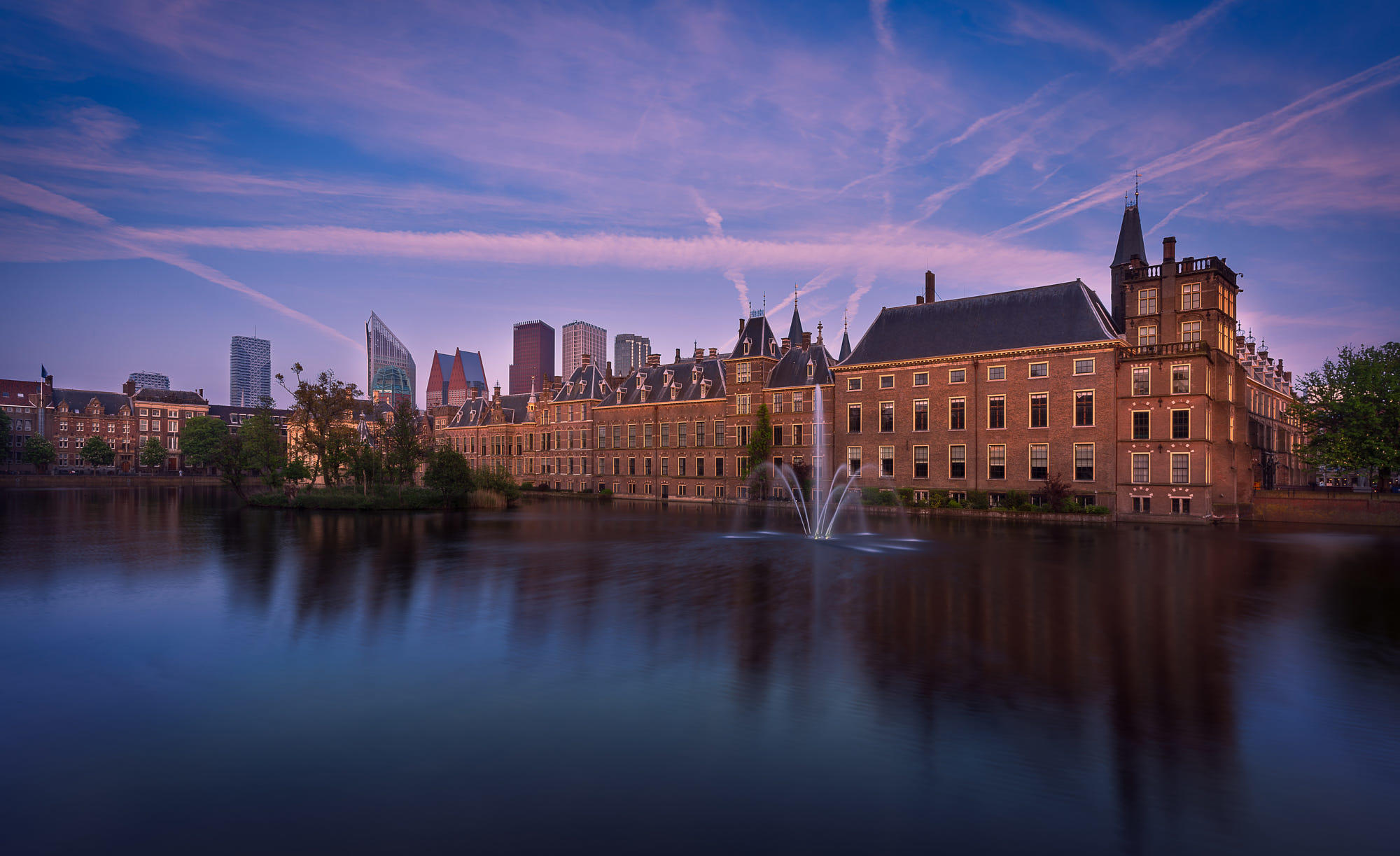 The Hague, Holland.
